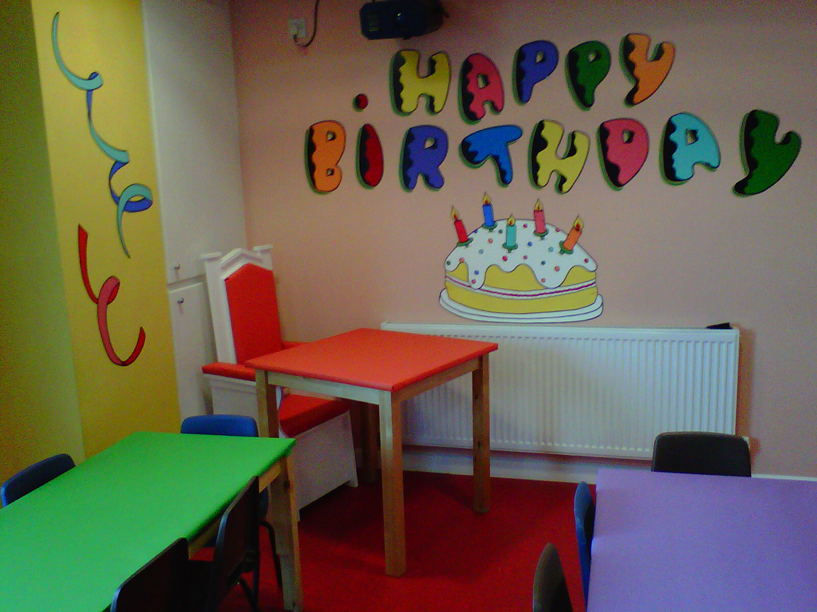 Our party prices start from £6.50 per head To £7.95 per head